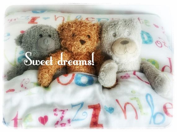 Teddy Bears - Sweet Dreams!